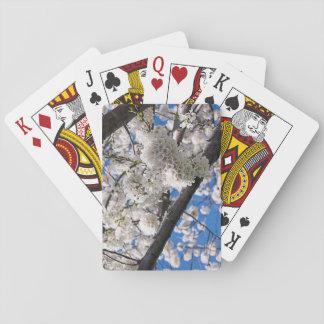 Blüten Spielkarten
