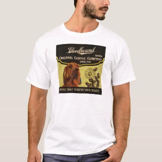 Bluthund-Marke - Organic Coffee Company T-Shirt