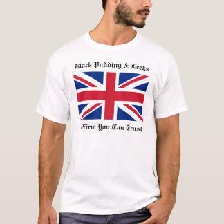Blutwurst u. Porrees T-Shirt