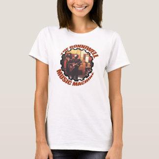 BMM 9. Straßen-Westlogo T-Shirt