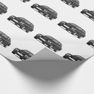 BMW 3 Reihe Packpapier Einpackpapier