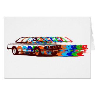 BMW FullColours Karte