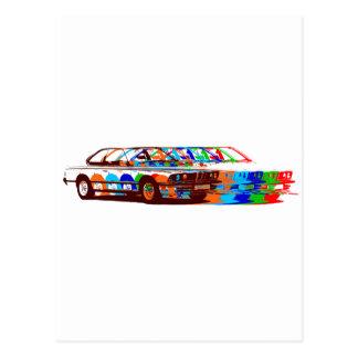 BMW FullColours Postkarte