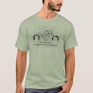 BMW Montauk - instand gehalten durch Chromeheads T T-Shirt