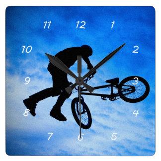 BMX Wanduhr
