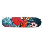 BNI Künstler-Brei Individuelle Skateboards