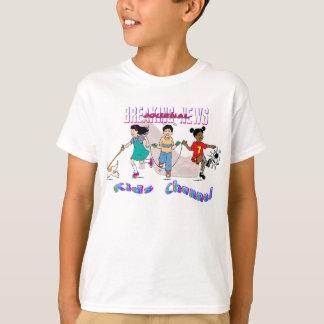 BNJ-Kindkanal-T-Stück T-Shirt