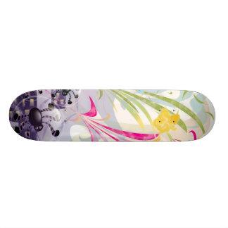 Board - Spiders Butterflies Vector Design & Personalisierte Skateboards