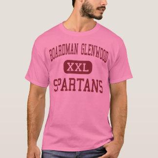 Boardman Glenwood - Spartans - Mitte - Youngstown T-Shirt