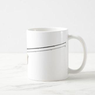 BoatFishingPole103110 Kaffeetasse