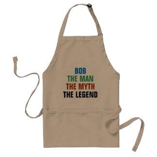 Bob der Mann, der Mythos, die Legende Schürze