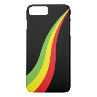 Bob Marley Swish-Telefonkasten iPhone 8 Plus/7 Plus Hülle
