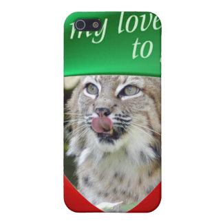 Bobcat-Speck-Kasten Hülle Fürs iPhone 5