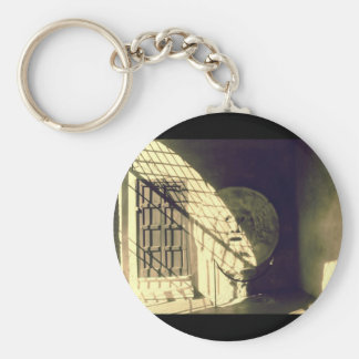 Bocca della Verita (der Mund der Wahrheit) Schlüsselanhänger