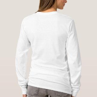 BODB langes Hülsen-Pferdestärken-Drehmoment T-Shirt