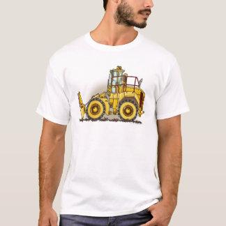 Boden-Verdichtungsgerät bemannt Trägershirt T-Shirt