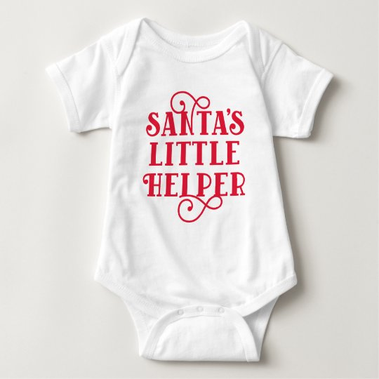 Body La petite aide de Père Noël