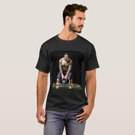 Bodybuilder Muscles Sport-Fitness - IHR Foto - T-Shirt