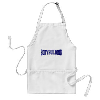 Bodybuildings-Hochschulart Schürze
