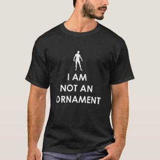 Bodybuildings-T-Shirt: Ich bin nicht eine T-Shirt