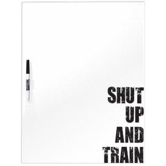 Bodybuildings-Turnhallen-Motivation - geschlossen Memo Boards