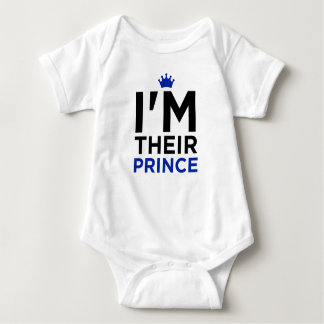 Bodysuit Prinz-Family Couple Baby Jersey Baby Strampler