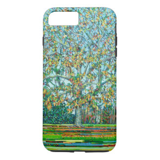 Bogen-Baum-Herbst iPhone 8 Plus/7 Plus Hülle