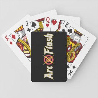 Bogen-grelle Spielkarten