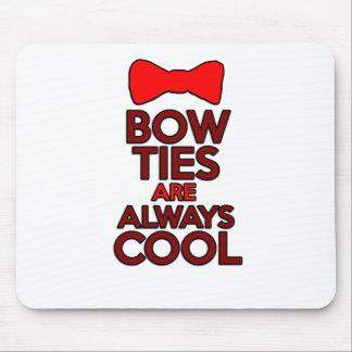 Bogen-Krawatten sind immer cool Mauspads