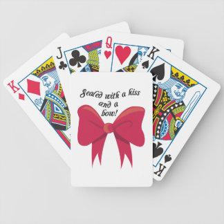 Bogen Poker Karten