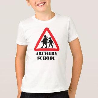 Bogenschießen-SchulT - Shirt