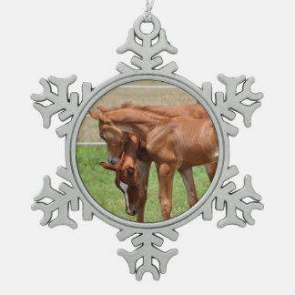 BOGO Baby-Schneeflocke-Verzierung 1 Schneeflocken Zinn-Ornament