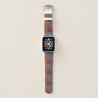 Boho Art-Uhrenarmband Apple Watch Armband