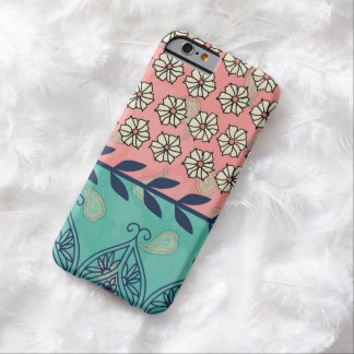 Boho Gänseblümchen iPhone 6 Fall Barely There iPhone 6 Hülle