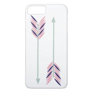 Boho Pfeil iPhone 8 Plus/7 Plus Hülle
