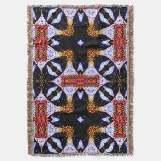 Boho Zuhause-Designer-Throws/Wolldecken - setzen Decke