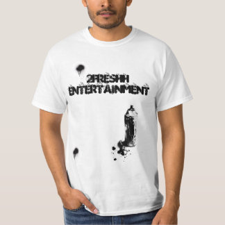 boîte de jet du divertissement 2Freshh Tee Shirts