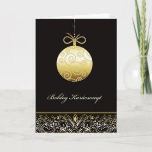 Frohe Weihnachten Ungarisch.Ungarisch Karten Zazzle Ch