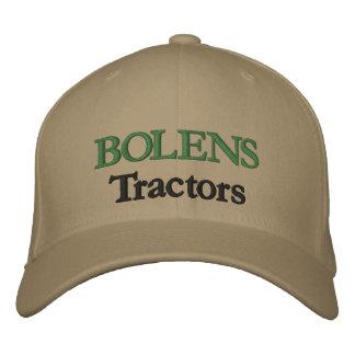Bolens Traktor-Rasenmäher-Mäher-heiserer Entwurf Bestickte Kappe