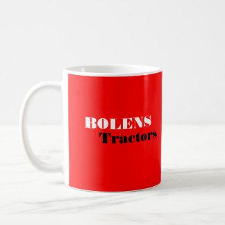 Bolens Traktor-Rasenmäher-Mäher-heiserer Entwurf Kaffeetasse