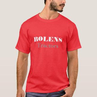 Bolens Traktor-Rasenmäher-Mäher-heiserer Entwurf T-Shirt