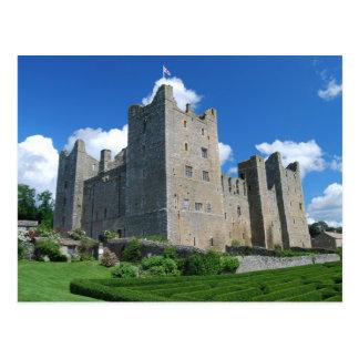 Bolton-Schloss-Postkarte Postkarte
