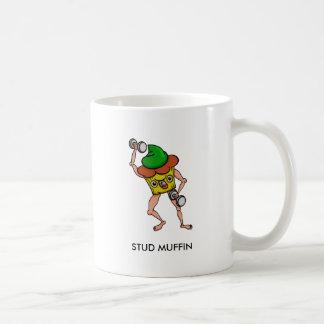 Bolzen-Muffin-Gewichts-Anheben Kaffeetasse