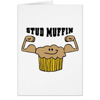Bolzen-Muffin Karte