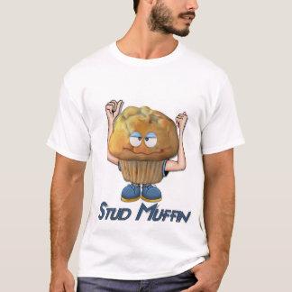 Bolzen-Muffin-Spaß T-Shirt