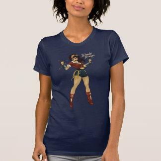 Bombe de femme de merveille t-shirt