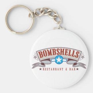 Bomben Keychain Schlüsselanhänger