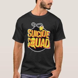 Bomben-Logo 2 der Selbstmord-Gruppen-| T-Shirt