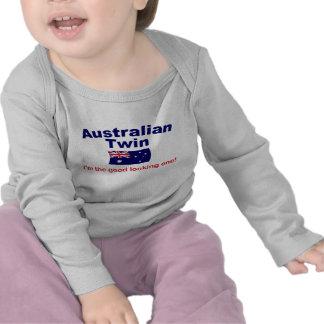 Bon jumeau australien de Lkg T-shirt