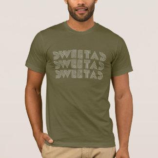 """""""Bonbon als"""" Schablonen-T-Stück T-Shirt"""